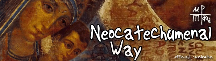"""The Neocatechumenal Way is a theological-catechetical synthesis, a catechism, a catechumenate for adults, an itinerary of Christian formation for modern man.  At the threshold of the third millenium, confronted by widespread secularization, the attacks of the sects, the isolation of the individual in the large cities, the destruction of the family, etc., the Church needs an itinerary of Catholic formation that will lead the parish to be """"community of communities."""""""