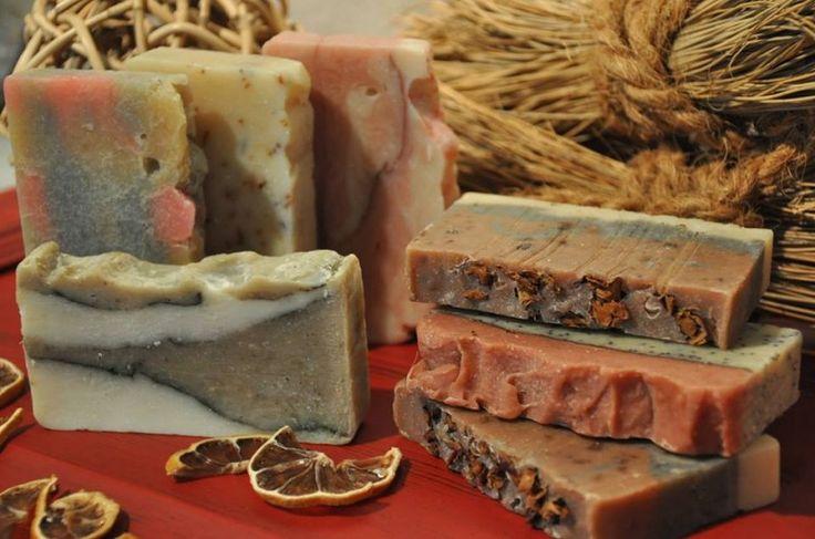 Luxus szappanok készítése - szappan tanfolyam