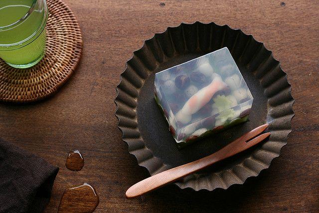 koi carp jelly
