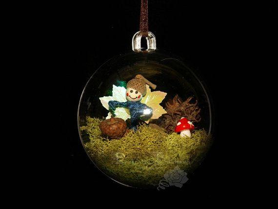 Bubble Garden 8  Faerie Fairy Prince Miniature by FaerieNursery, $40.00