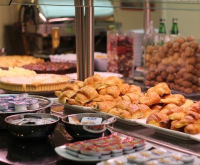 Buffet Breakfast Cortezo Hotel