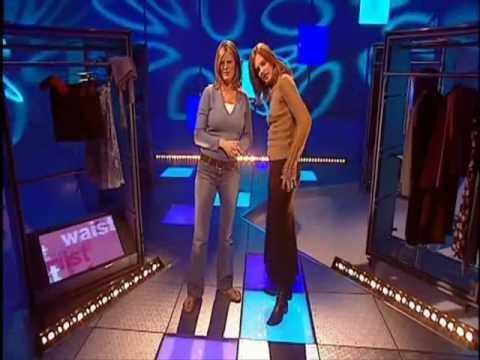 ▶ What Not to Wear Trinny Woodall and Susannah Constantine The Rules 2003 4/8 - YouTube