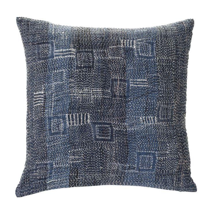 Porto Indigo Cushion