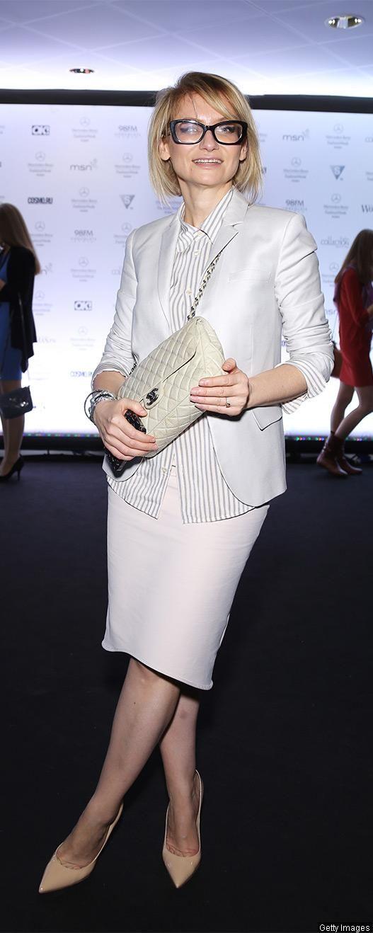 Эвелина Хромченко: как всегда выглядеть идеально - Салат