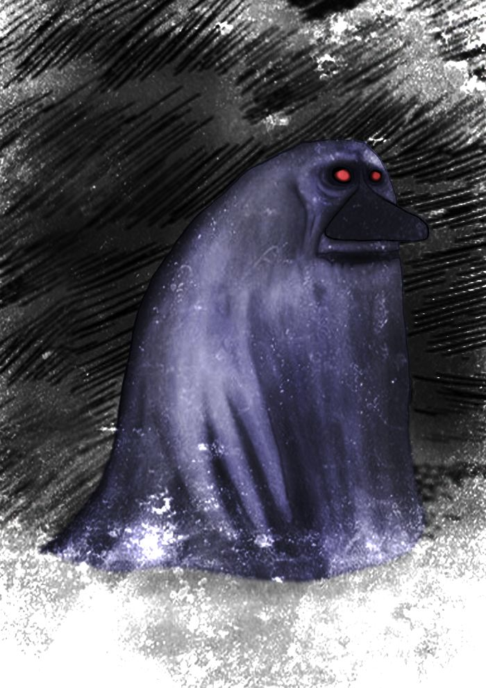 The Cold Groke by ~Ayeah on deviantART