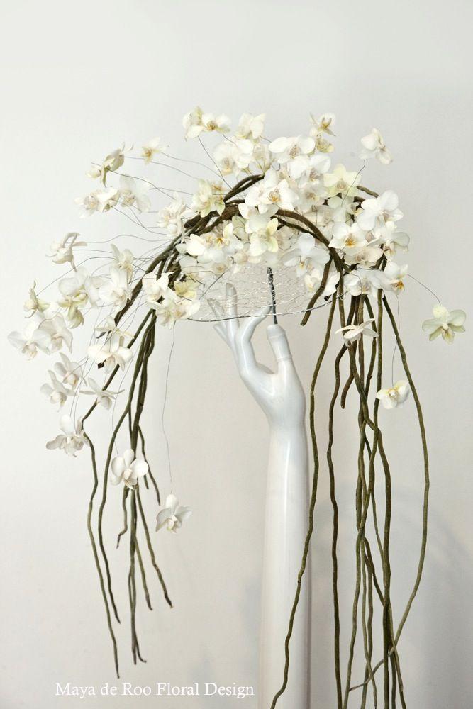 A fairytale wedding bouquet