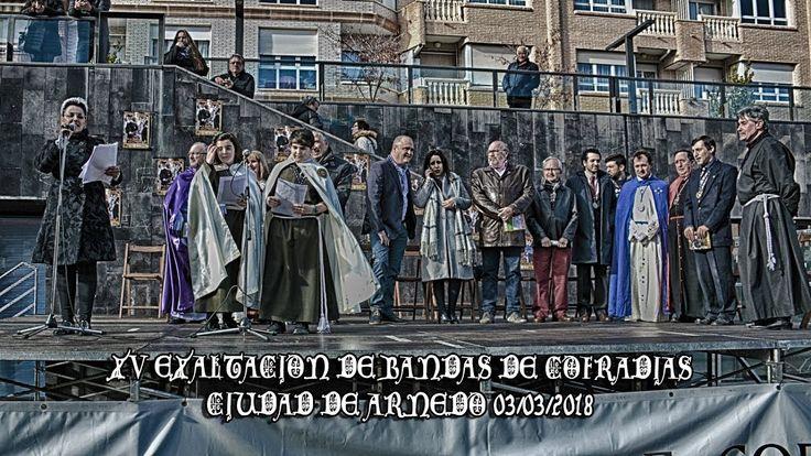 XV Exaltación de Bandas de Cofradías Ciudad de Arnedo 2018