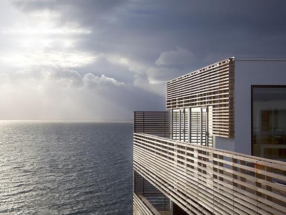 ~ BUDERSAND Hotel Bette #hotel #exterior #architecture #detail #design
