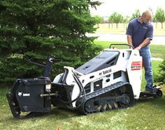 Mini Track Loaders Overview - Bobcat Company MT55