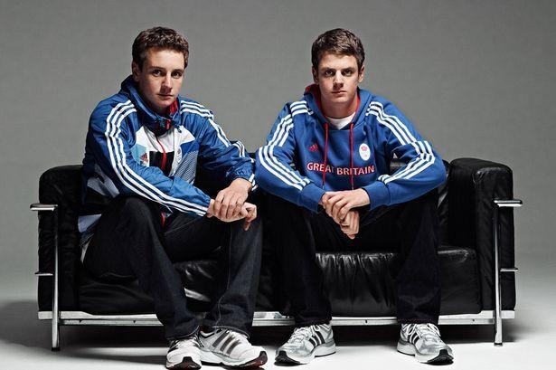 Alistair and Jonny Brownlee, Team GB
