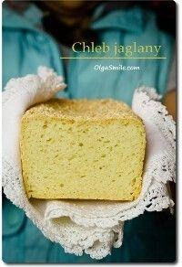 Chleb bezglutenowy jaglany
