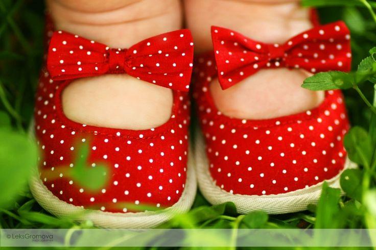 Размеры детской обуви в России и других странах » Женский Мир