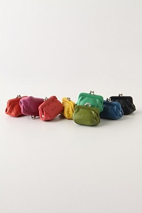 I always carry a coin purse and these are lovely.