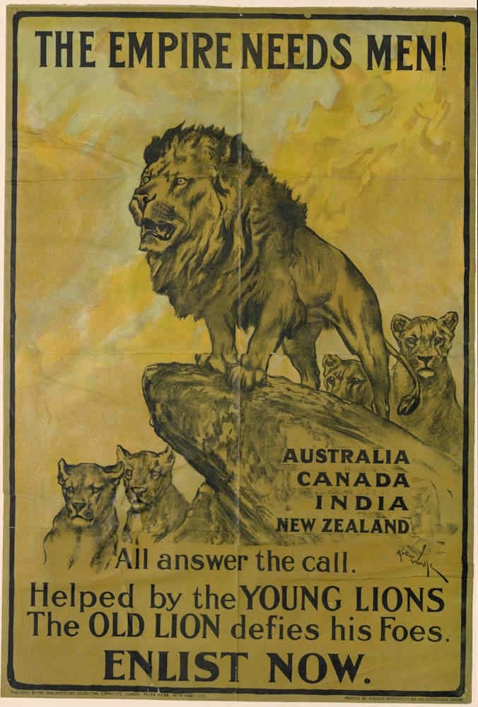 Ww1 british propaganda posters