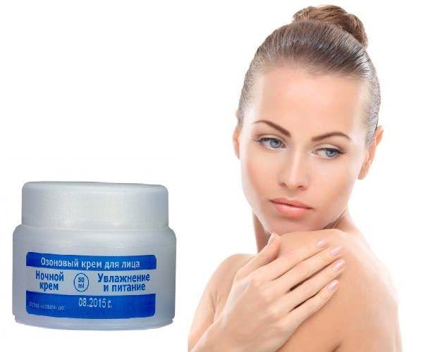 Крем для лица Othree Ozone Cream  - личный опыт. Мой путь к омоложению кожи, отзыв об озоновом креме для лица.