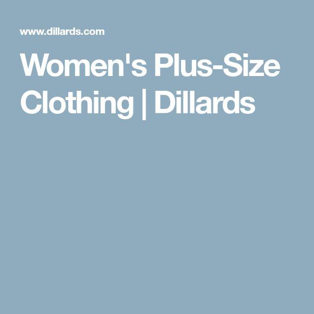Women's Plus-Size Clothing | Dillards