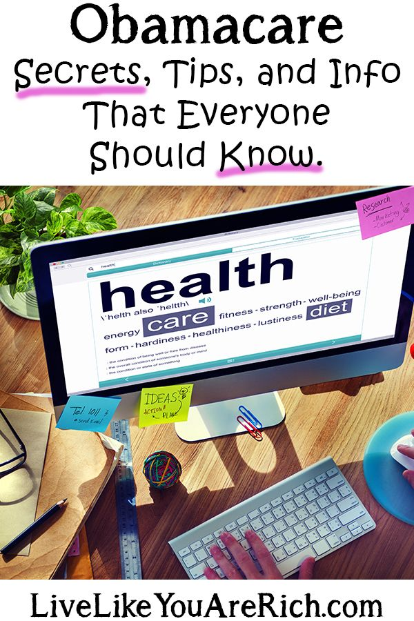 There are a lot of things to know about Marketplace Healthcare or Obamacare. After being on it a year, doing significant research, and talking to many people who are on it I share some tips, secrets (things I really wished I had known about Obamacare before choosing a plan in the marketplace), and overall general information. I hope that the information provided helps you and your family.