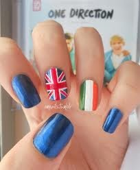 i know they are supposed to be 1D nails but i would still like to do this some time