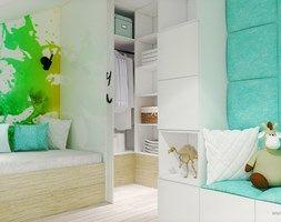 Pokój dziecka styl Nowoczesny - zdjęcie od Klaudia Tworo Projektowanie Wnętrz