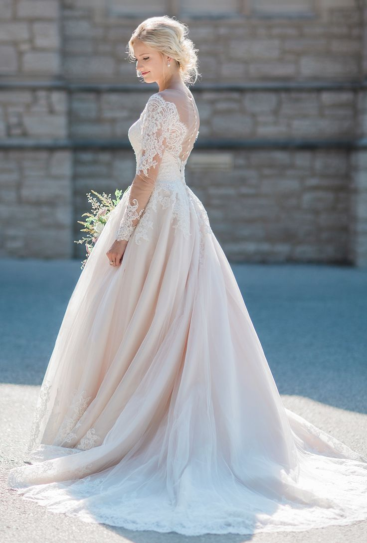 Love Tree Shoot featuring Allure Bridals