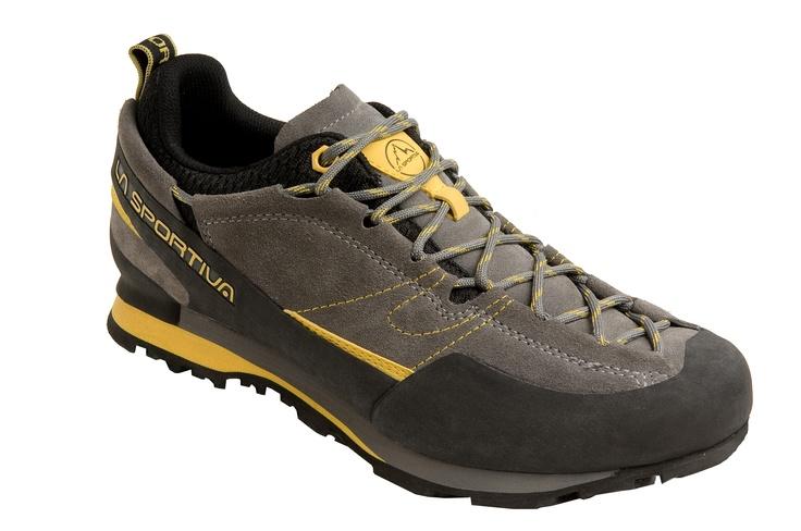 La Sportiva: Boulder-X Grey/Yellow