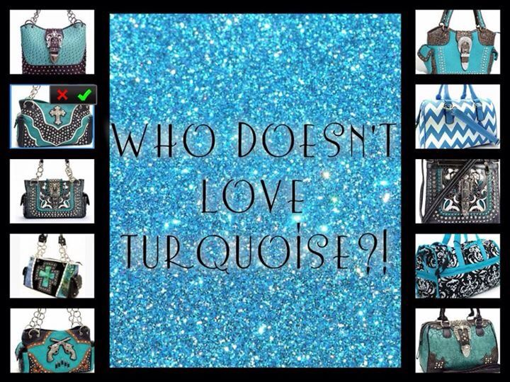 I love everything in turquoise!! Order yours now!! http://www.wagonwheelcompany.com/#a_aid=Averoe