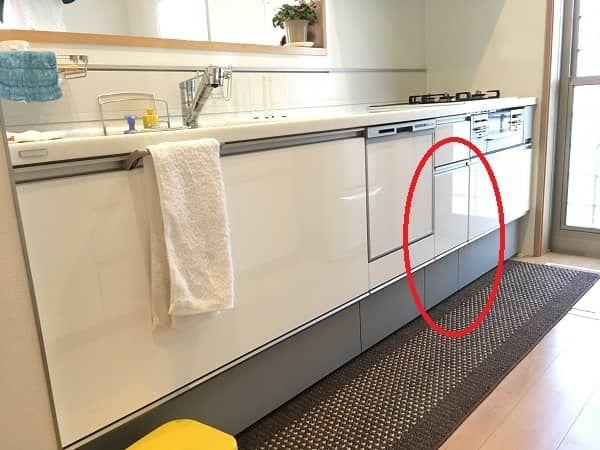 Web内覧会 キッチンはトクラスのbb 背面収納も紹介します