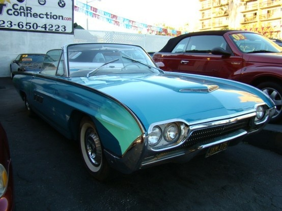 $7000: 7000 Ford, Classic Cars, 7000 Cars, Ford Thunderbird, Silhouette Cars, Thunderbird 7100, Favorite Cars