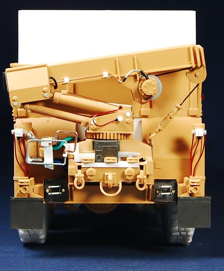 Hemtt M-977 Killer Thunder - FineScale Modeler - Essential magazine for scale model builders, model kit reviews, how-to scale modeling, and scale modeling products