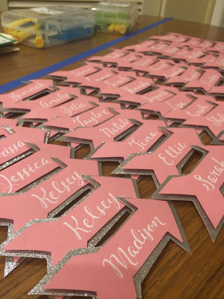 Washington alpha name tags 2014