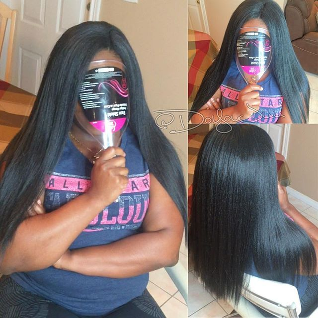 Crochet braids W/ 5 Pks of Cuban Twist hair || Silk Pressed x light layers…