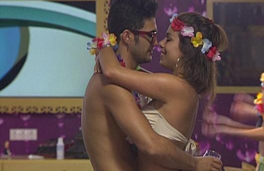 Nuno e Vanessa apaixonados
