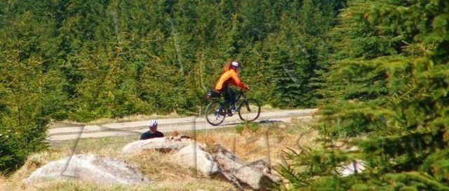 Turystyka rowerowa, rower górski, kolarstwo górskie, rowerem w Góry Izerskie. Zajrzeć do Świeradowa