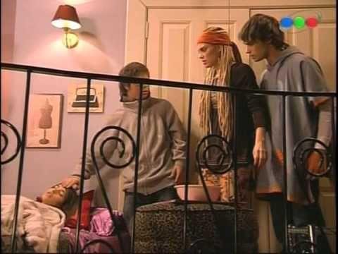 """Casi Ángeles - 3° Temporada - Capítulo 87 """"El Sacrificio del Héroe"""""""