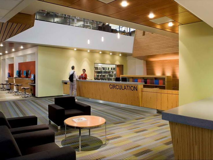 Public Library Interior Design With Circulation 185 Best Schools Images On  Pinterest Learning Es