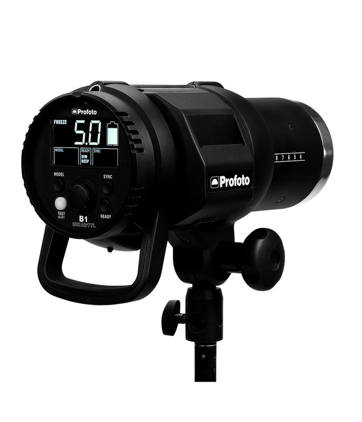 134992 Profoto 901094 Profoto B1 500 AirTTL Kit 500Ws TTL-blits, m/batteri, lader, veske