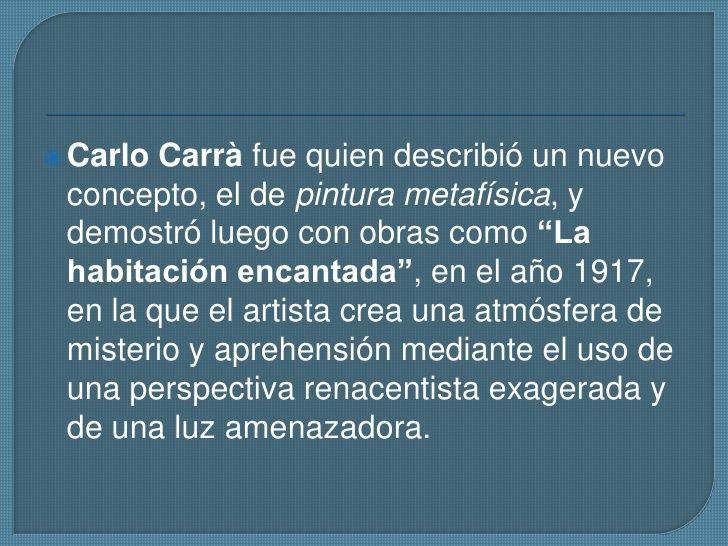 Resultado de imagen para Carlos Carra