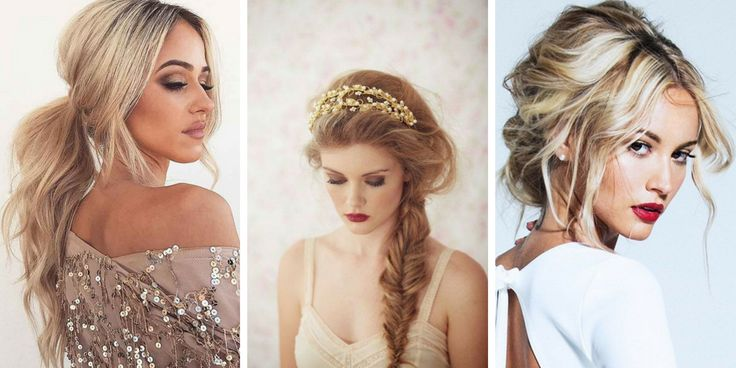 33 sublime inspirations of Canon hairstyles for a wedding