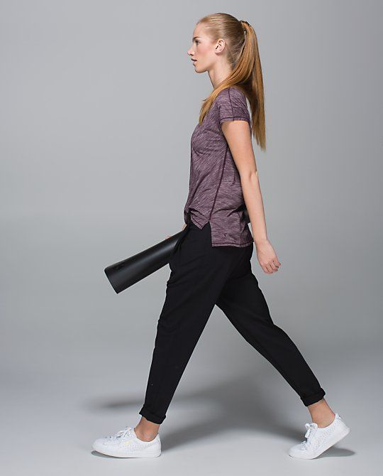 Lululemon shirt. super soft looking!
