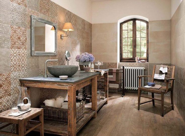 Visszafogott színek, 3D felületek, régi kézműves tradíciók felelevenítése - az olasz FAP Ceramiche az idén szeptemberben megrendezet bolognai fürdőszoba, burkolat és szaniter vásáron, a CERSAIE 2014-en megjelent négy új burkolat kollekcióját a toszkán farmházak bája, régi díszes padlók, viseltes vakolatok inspirálták, de ugyanúgy megtalálható a városi és minimál stílushoz passzoló, vintázs beütésű hangulat is.