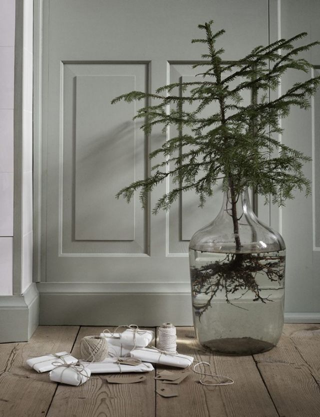 T.D.C | A Natural Christmas. Photo by Mikkel Mortensen, styling by Lotta Agaton