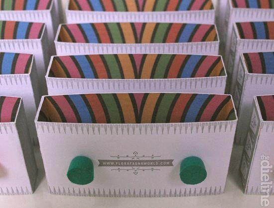 Packaging Design / Earplugs / Gehörschutzstöpsel