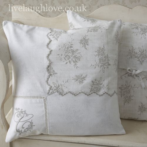 Decorative Cushion Cover-Violet with Pad