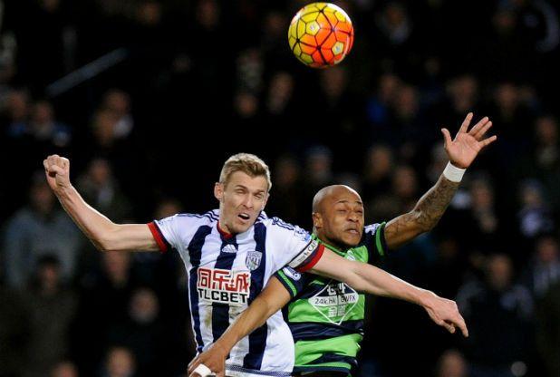 Swansea City: West Brom boss Tony Pulis brushes off Darren Fletcher row