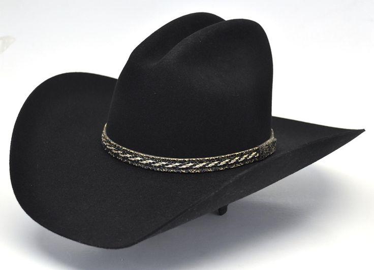 Resistol Jason Aldean The Truth Wool Western Hat