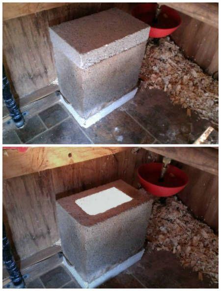 Automatic Chicken Coop / Dog Kennel Heater