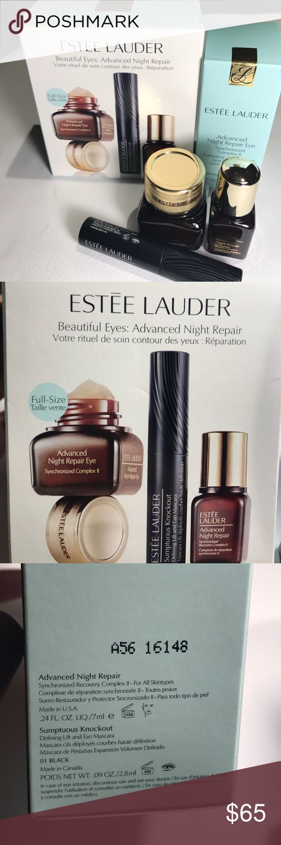 Estée Lauder Advanced night repair gift set of 3 Estée Lauder Advanced night repair gift set of 3 . Estee Lauder Makeup Face Primer