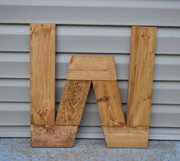 Large Letters For Your Wall | Big Wooden Letters | Large Wooden Letters | Wooden Wall Letters | Large Wood Letters | Large Alphabet Letters by CreatedWithin on Etsy https://www.etsy.com/listing/527925039/large-letters-for-your-wall-big-wooden