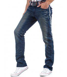 Štýlové pánske džínsy