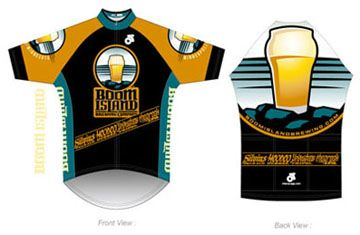 Coney Island Lager Cycling Jersey